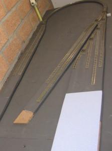 Op bouw schaduw station 01